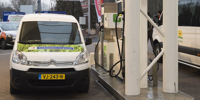 About The Natural Gas Vehicle Knowledge Base